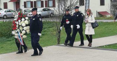 saborsko obljetnica petorice policajaca ist
