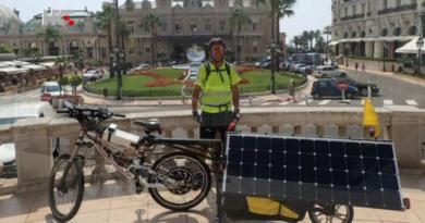 solarni bicikl