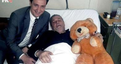 bandić u bolnici ist