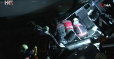 Brojne žrtve u nesreći turskoga vlaka u Ankari
