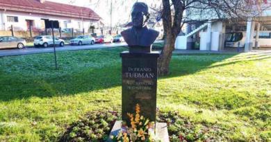 spomenik dr Franjo Tuđman ist