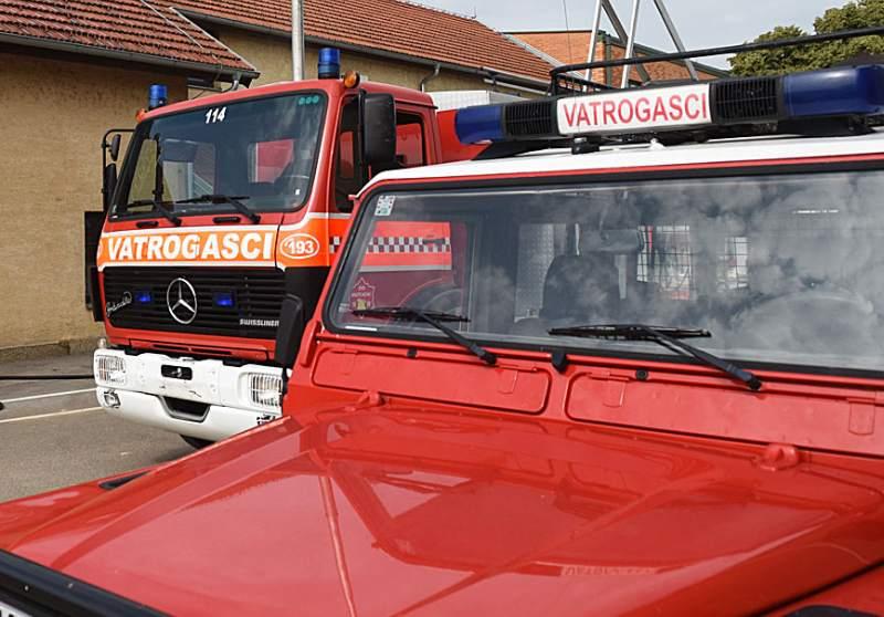ŠOK U SPLITU Vatrogasci na dvije lokacije pronašli dvije mrtve osobe
