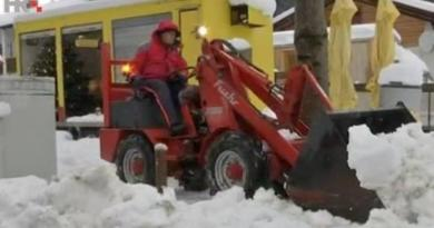 čišćenje snijega austrija ist