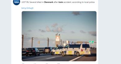 Danska nesreća
