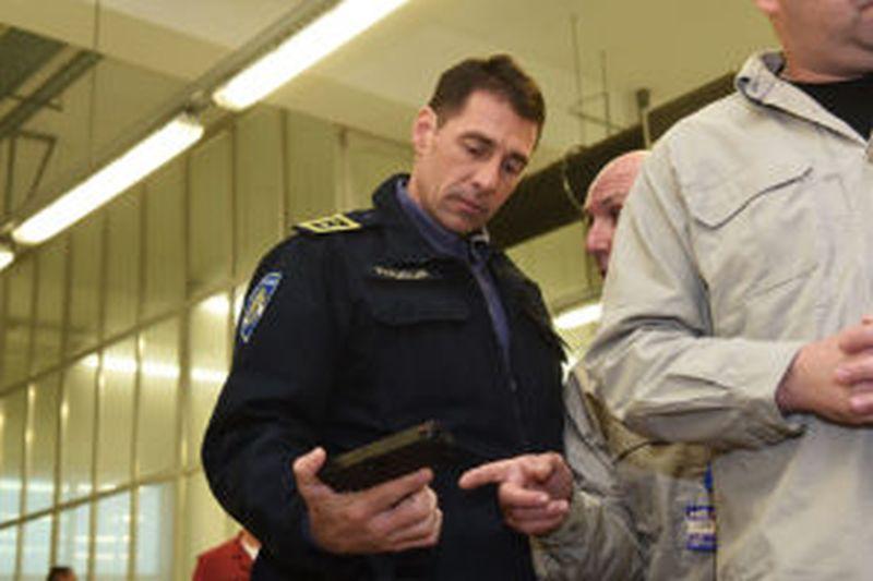 policijska mjesta za upoznavanje