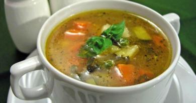 minestrone-juha