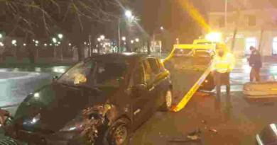 nesreća auto ist