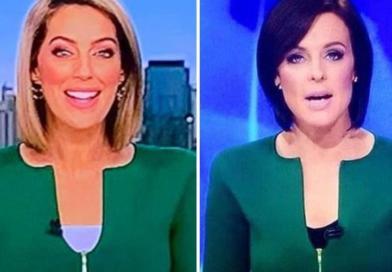 Jakna TV voditeljice apsolutni hit: 'Je li to raketa ili – penis?'