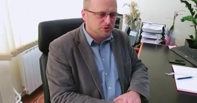 Dalibor Domitrović ured ist