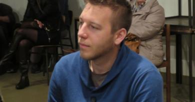 Filip Šehović ist