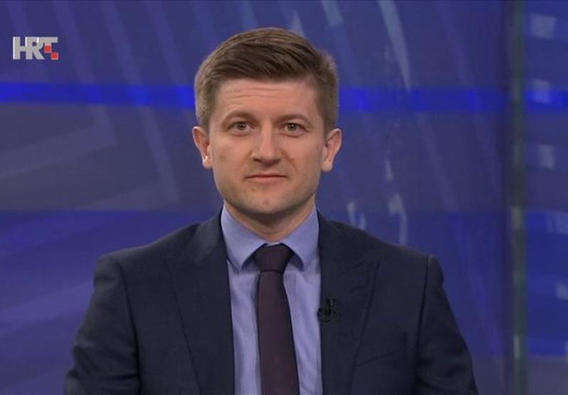 Ministar Marić ist