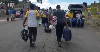 Venezuela kaos