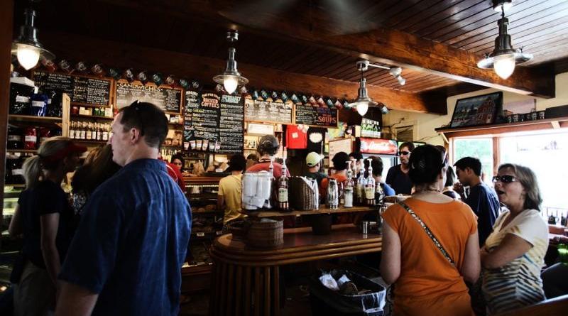 caffe bar ist