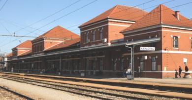 kolodvor željeznički karlovac