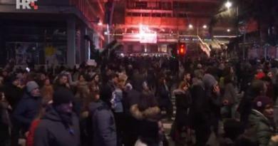prosvjedi u beogradu ist