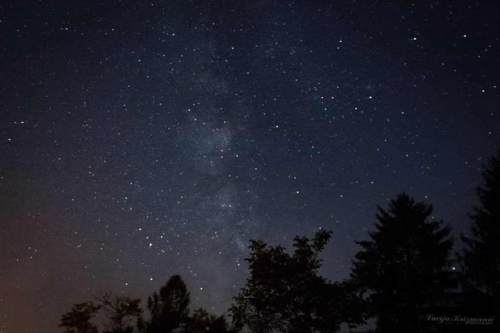 lucija nebo zvjezdano v