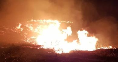 požar u Breziku ist