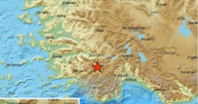 potres turska ist