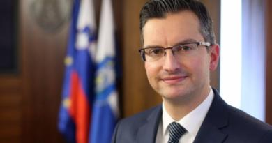 Ostavka slovenskog premijera Šareca