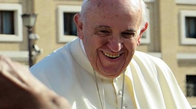papa Franjo 7 ist