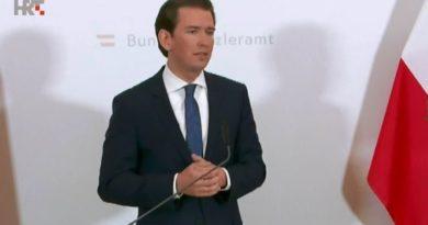 SEBASTIAN KURZ 'Austrija će poduprijeti svaki dogovor Beograda i Prištine, uključujući korekciju granica'