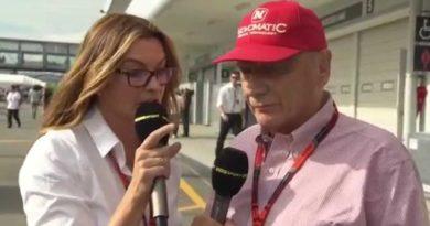 Niki Lauda ist