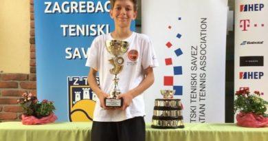 Anton Stipetić – prvak Hrvatske za dječake i djevojčice do 12 godina