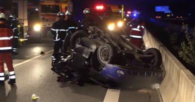 prometna nesreća ist