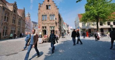 Srednjovjekovni belgijski gradić Brugge odlučio je stati na kraj velikom broju turista