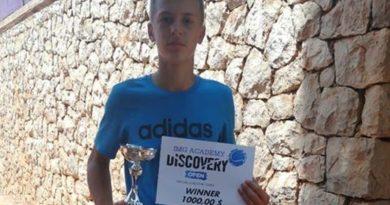 Dorian osvojio turnir u Dubrovniku!
