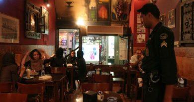 Teheran restoran