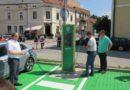 Ogulin dobio prvu punionicu za električna vozila proizvedenu u Hrvatskoj