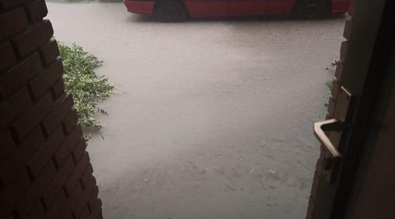 potop u naselju ist