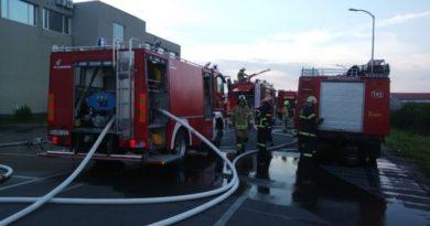 vatrogasna vježba ist