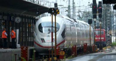 Frankfurt vlak