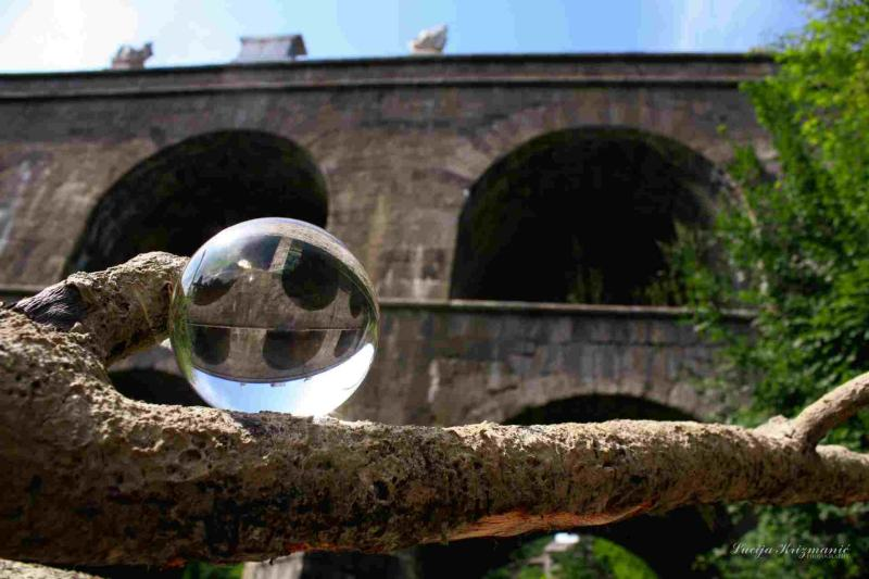 Lucija Tounjski most ist