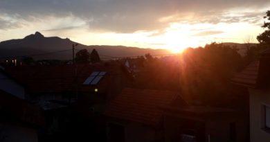 ogulin zalazak sunca