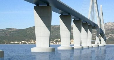 pelješki most ist