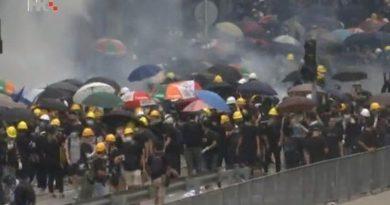 prosvjed hong kong
