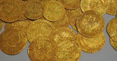 Obitelj u podrumu kuće pronašla neprocjenjivu kolekciju novčića