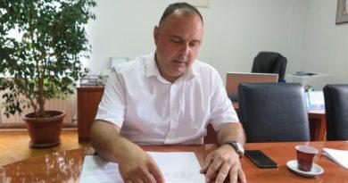 Izgradnja tlačnog cjevovoda u Poduzetničkoj zoni