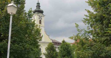 Crkva Sv Križa Ogulin