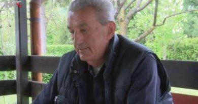 Petar Stipetić na sabljacima ist