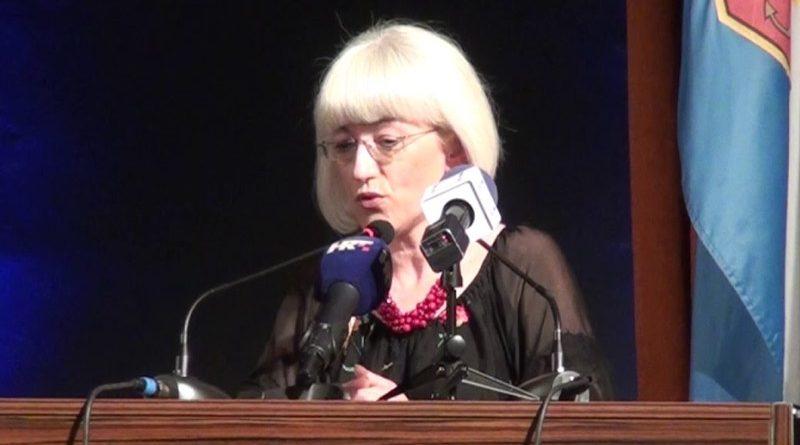 Vesna Bedeković ist