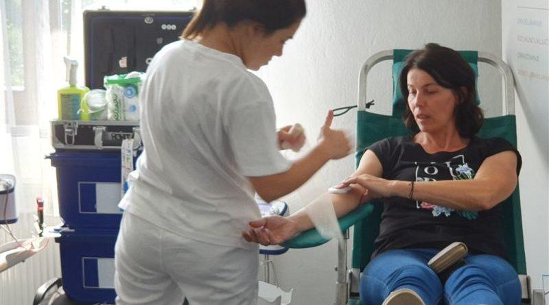 darivanje krvi og ist