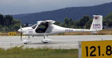 Slovenski proizvođač električnog zrakoplova imao incident s norveškom državnom tajnicom