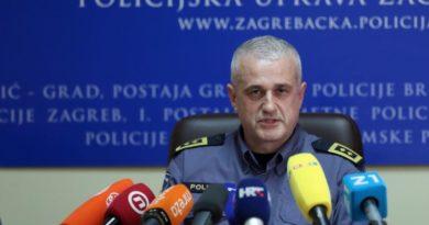 Zagreb: Izvanredna konferencija za medije o višestrukom ubojstvu i samoubojstvu