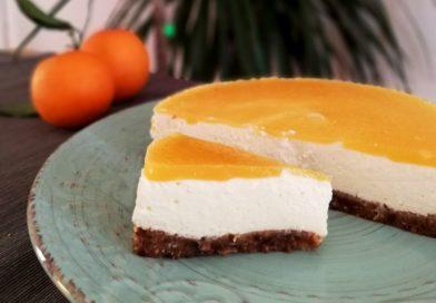 Torta od sira i naranče