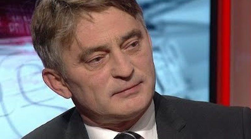 Željko Komšić ist