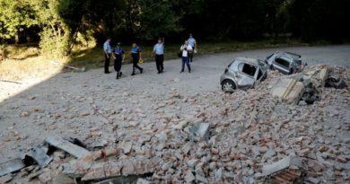 Albanija potres